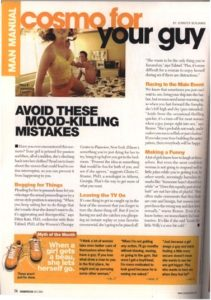 Avoid These Mood Killing Mistakes Cosmo Article