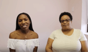 Watch Raquel, and her supportive Mom, share their journey of vaginismus (* Results may vary from person to person)